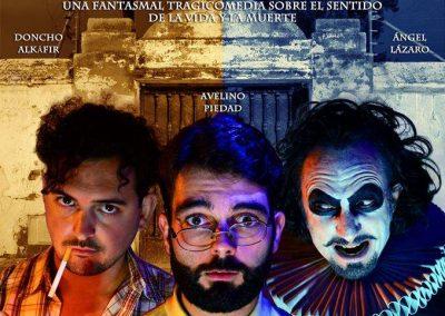 Directora de A la Sombra de los Cipreses de Alejandro Lapetra (Sevilla) 2015.