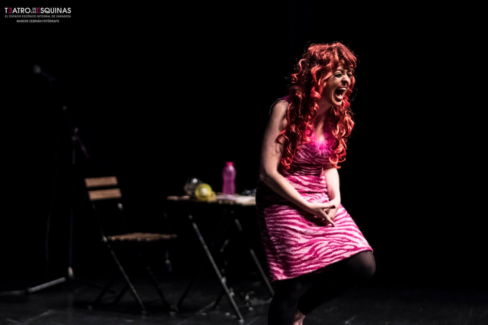 Todo lo que no soy en Teatro de las Esquinas (Zaragoza, España)