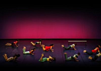 Bailarina en Better Way. Coreografía Carolina Morales. Teatro Central (Sevilla). Junio 2013. (2)