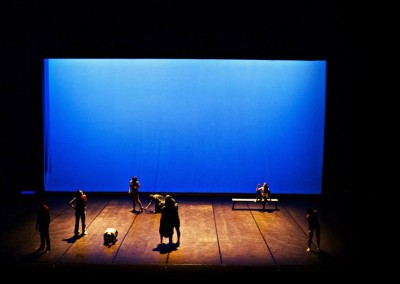 Bailarina en Better Way. Coreografía Carolina Morales. Teatro Central (Sevilla). Junio 2013. (3)