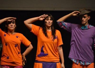 Bailarina en Show Mágico de Disney. Coreografía Emi G. Teatro Alcalá y Olivares. 2010 y 2011 (1)