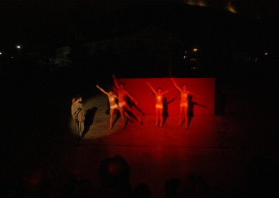 Filipo en Festival Noches de Teatro. Auditorio Costa Rica. Cádiz. Agosto 2014.