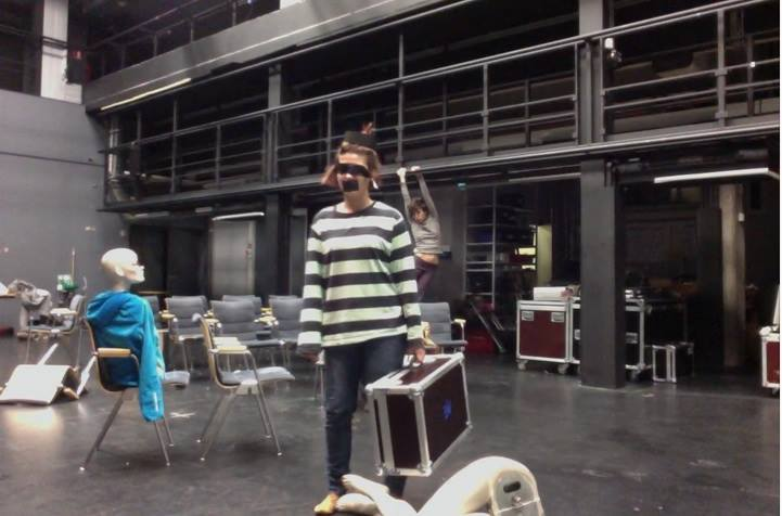 Miembro del grupo performático Research Group in Interdisciplinary Improvisation. Coordinan James Andean y Alejandro Olarte  University of the Arts. Helsinki (Finlandia). Octubre y Noviembre 2012.
