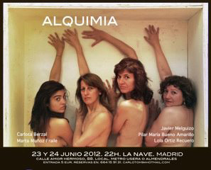 Alquimia Cartel Madrid