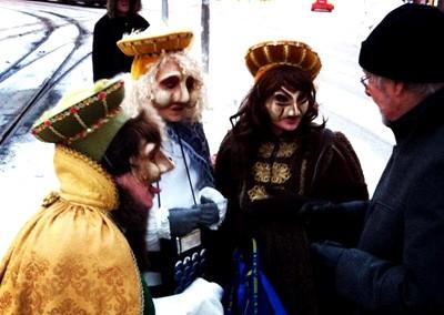 Merry X-Masks