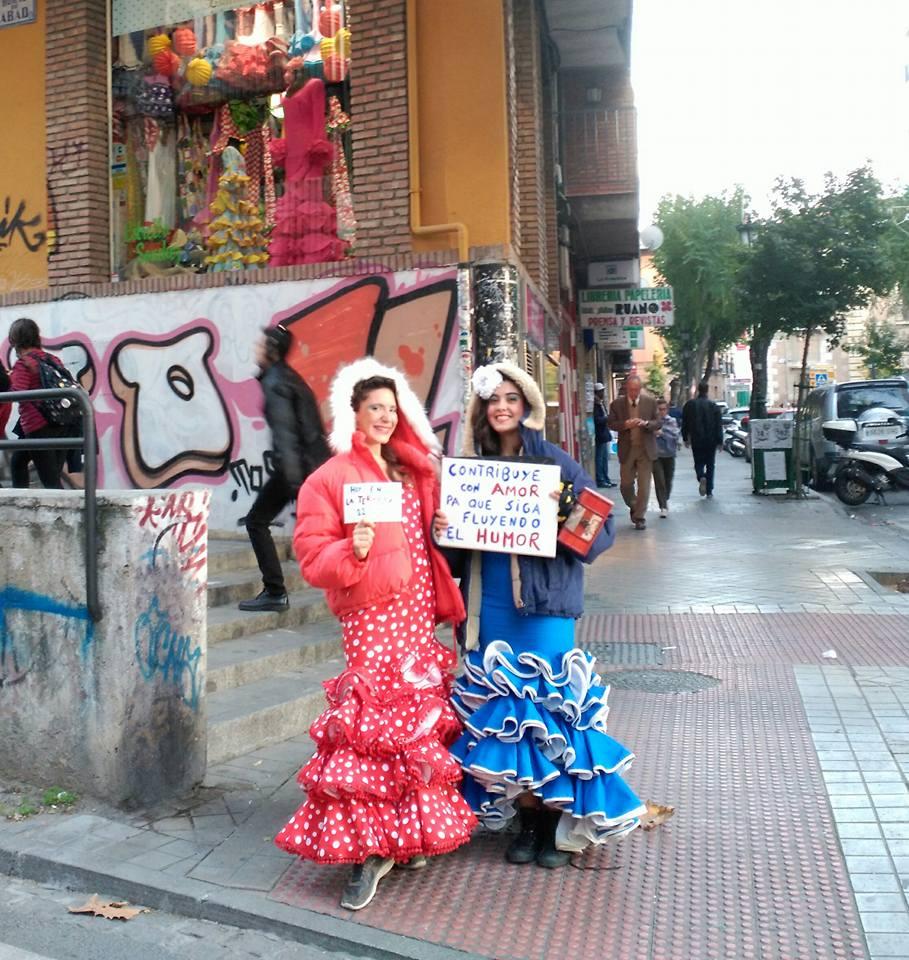 Performance en Granada