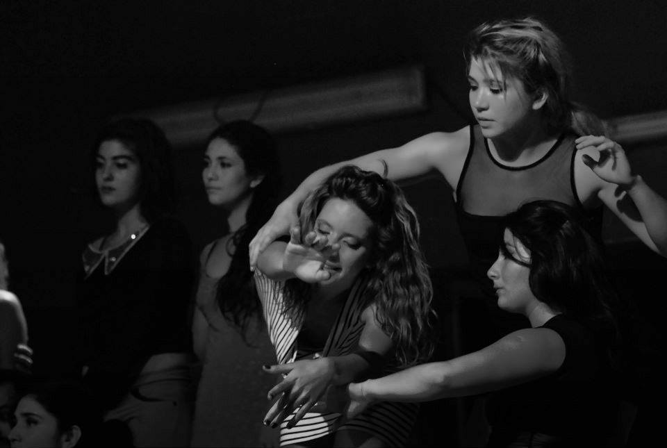 Muestra Final EMFOCO 3 en Artistas del Acero (Concepción, Chile)